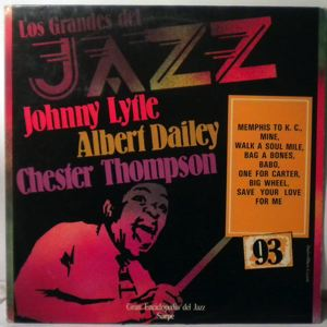 Johnny Lytle Los Grandes Del Jazz