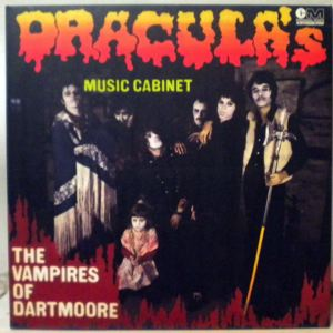 THE VAMPIRES OF DARTMOORE - Dracula's Music Cabinet - 33T