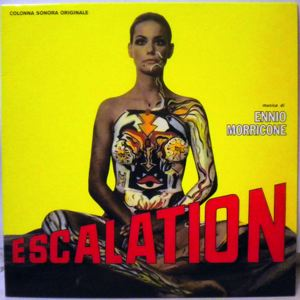 ENNIO MORRICONE - Escalation - LP