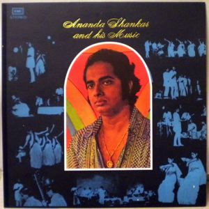 ANANDA SHANKAR - And His Music - LP
