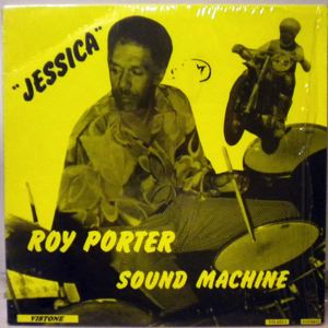 ROY PORTER SOUND MACHINE - Jessica - 33T