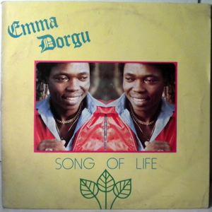 EMMA DORGU - Song of life - 33T