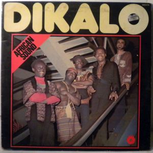 DIKALO - African sound - 33T