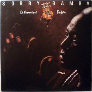 SORRY BAMBA - Le tonnerre dogon - 33T