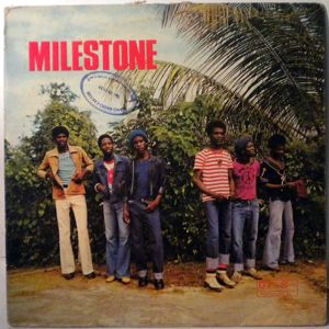 MILESTONE - Same - LP