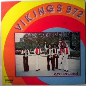 VIKINGS MARTINIQUE - Vikings 972 arc-en-ciel - 33T
