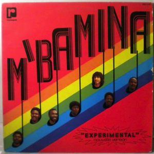 M'BAMINA - Experimental nouvelle version - 33T