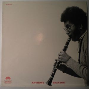 ANTHONY BRAXTON - Dona Lee - LP