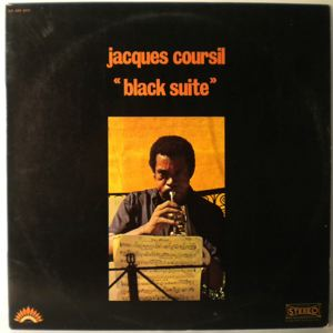 Jacques Coursil Black Suite