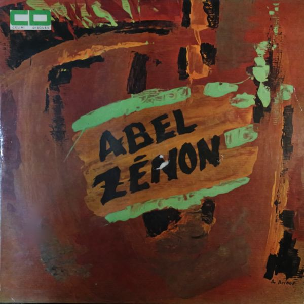 ABEL ZENON - Same - 33T