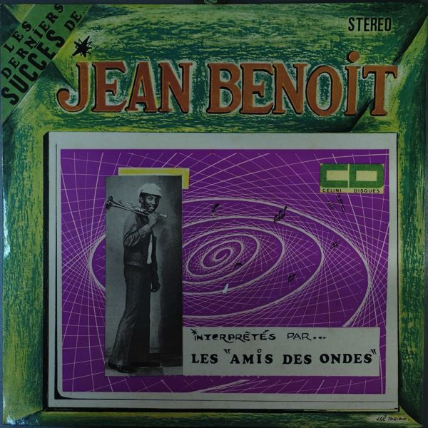 JEAN BENOIT - Same - LP