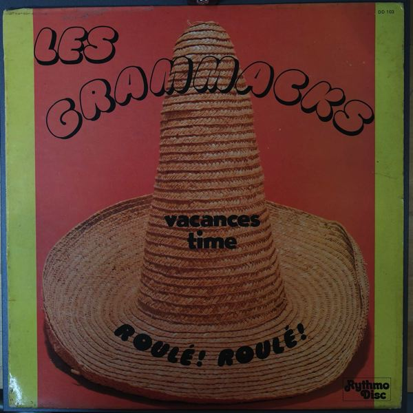 LES GRAMMACKS / RYCO-JAZZ - Vacances times - 33T