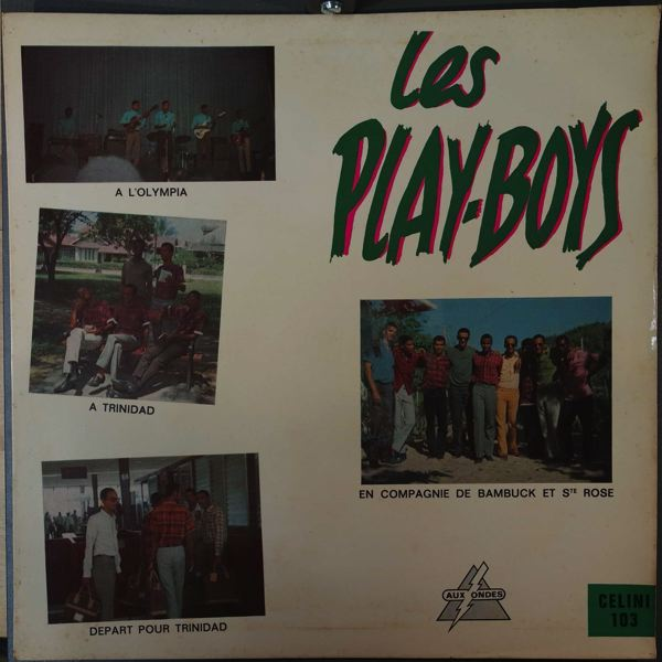 LES PLAY-BOYS - Same - LP