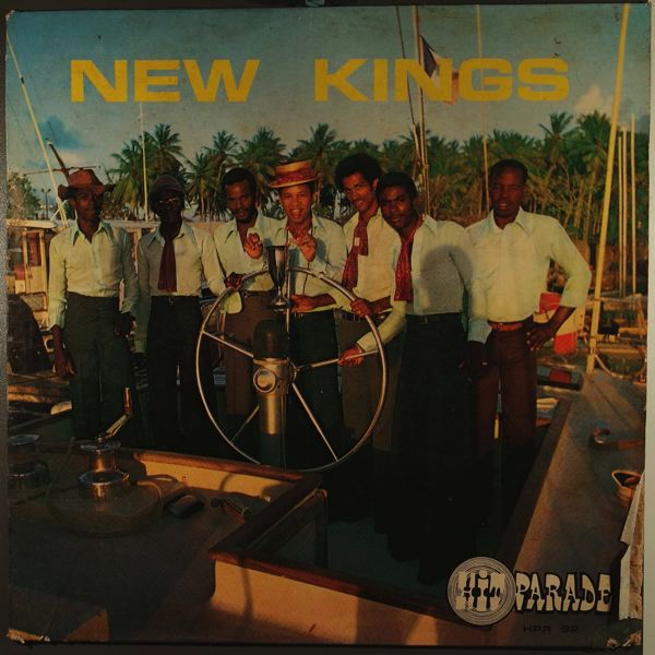 NEW KINGS - Same - 33T