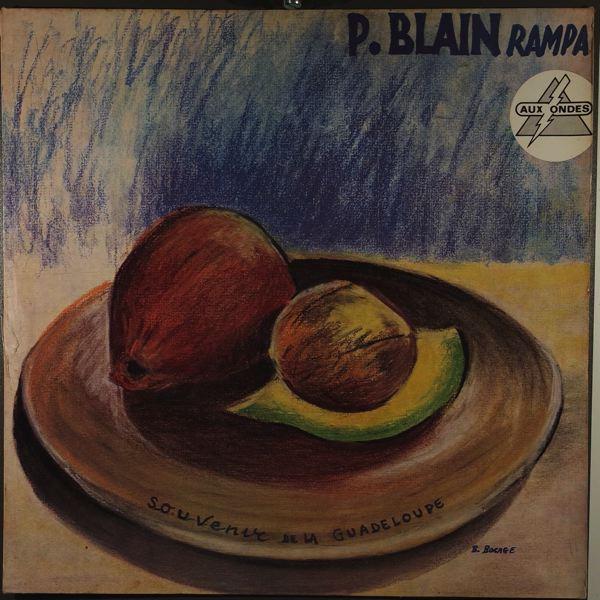 Pierre Blain Rampa