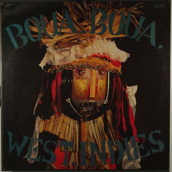 ROLAND BRIVAL - Boua-boua West Indies - 33T