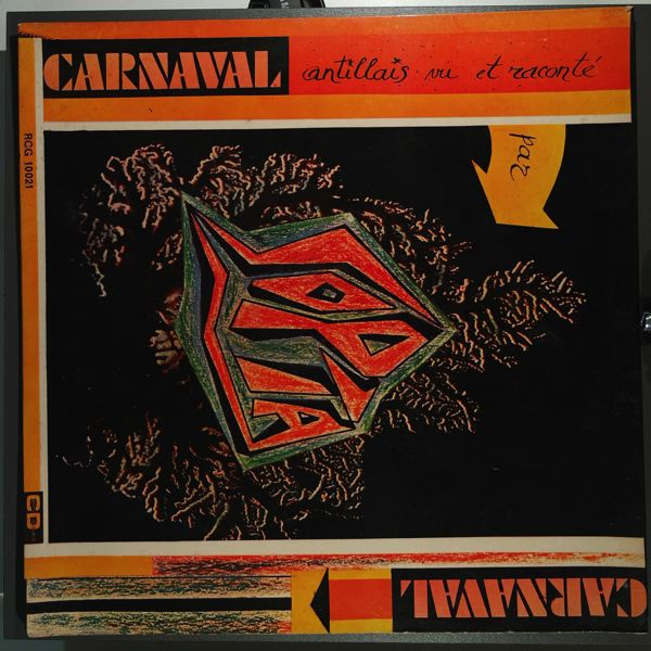 SOPTA - Carnaval Antillais - LP