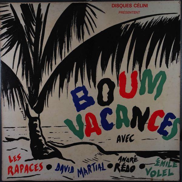 VARIOUS - Boum Vacances - 33T