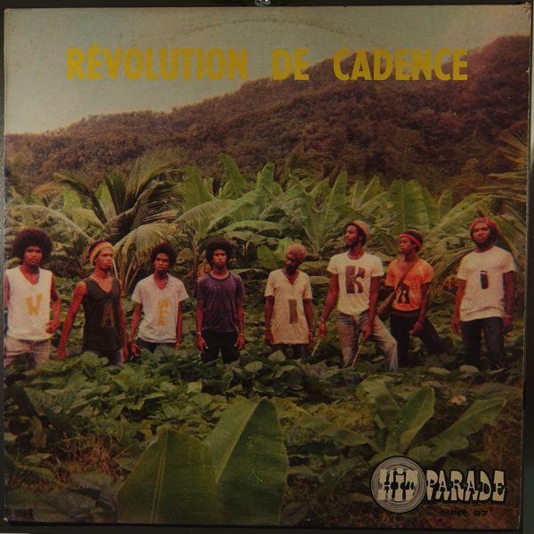 WAFRIKAI - Revolution de Cadence - 33T