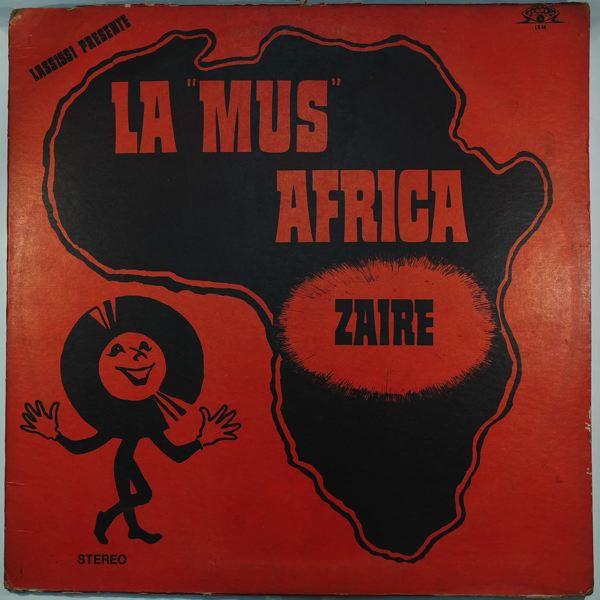 LA 'MUS' AFRICA - Same - 33T