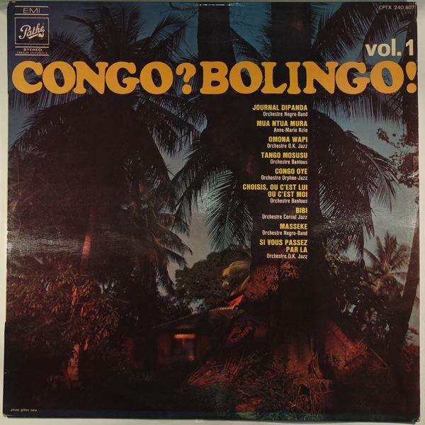 Various Congo? Bolingo!