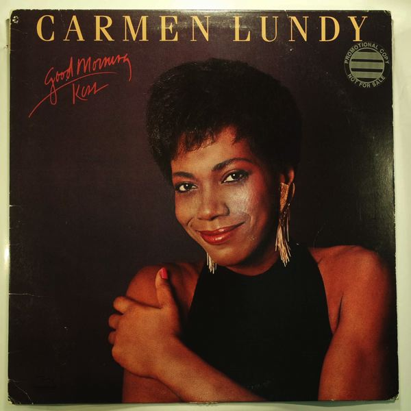 CARMEN LUNDY - Good Morning Kiss - LP