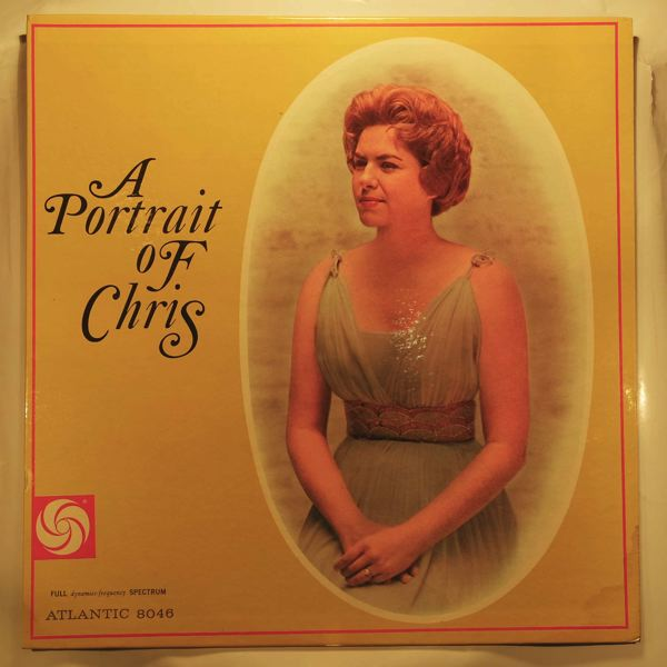 CHRIS CONNOR - A Portrait Of Chris - LP