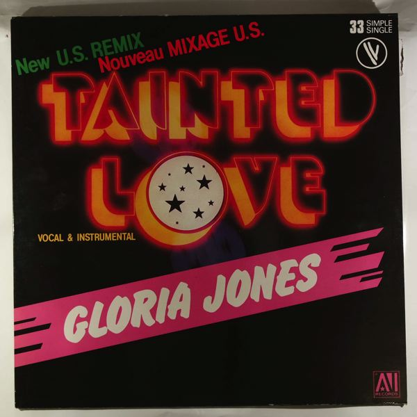 Gloria Jones Tainted Love