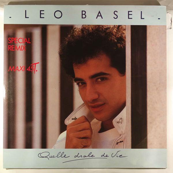 LEO BASEL - Quelle drole de vie - Maxi 45T