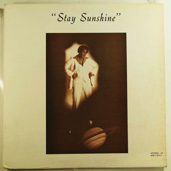 PERRY MA'MON - Stay sunshine - LP