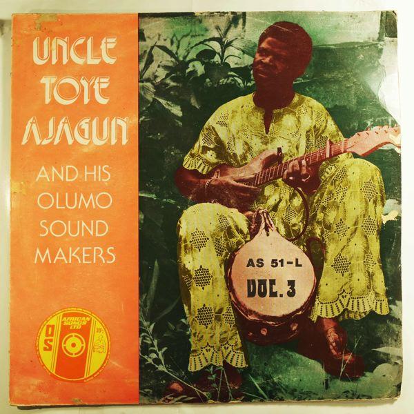 Uncle Toye Ajagun Vol.3