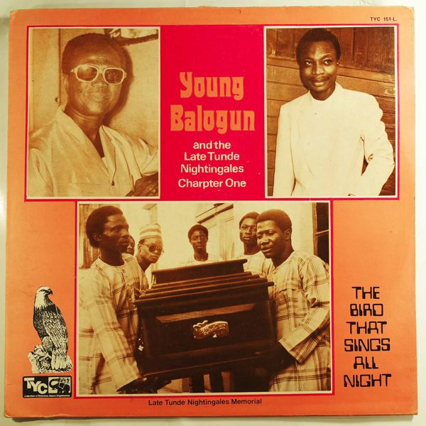 Young Balogun The bird that sings all night
