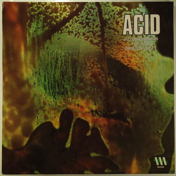CHRISTIAN ZYSSET - Acid - LP