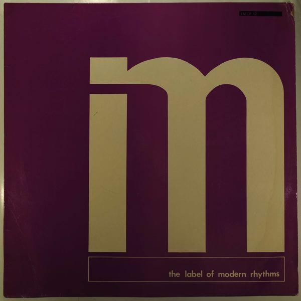 EDDIE WARNER - 100% electronic - LP