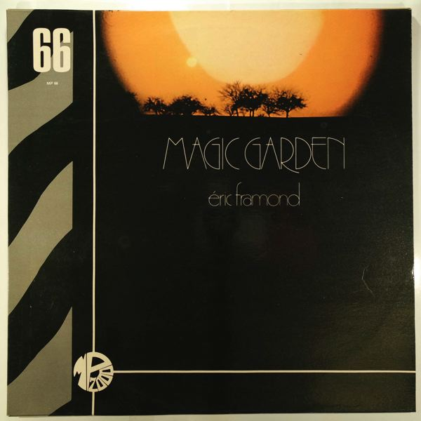 ERIC FRAMOND - Magic Garden - LP