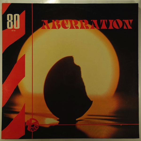 ERIC FRAMOND - Aberration - LP