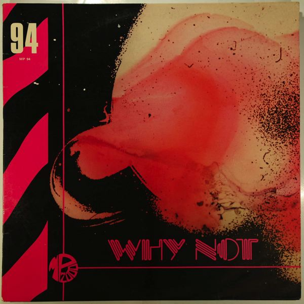 FRANK DUVAL - Why Not - LP