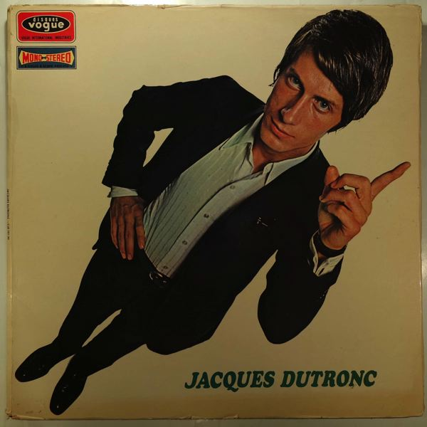 JACQUES DUTRONC - Same - LP