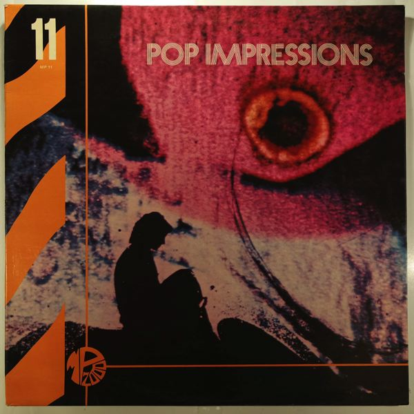 JANKO NILOVIC - Pop Impressions - LP