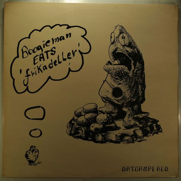 NATDAMPEREN - Boogieman Eats Frikadeller - LP x 2