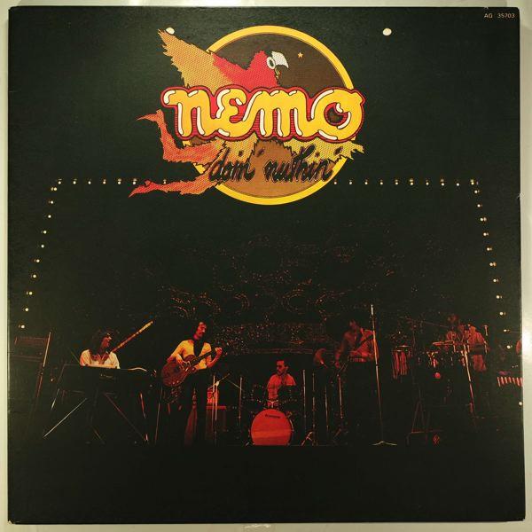NEMO - Doin' nuthin' - LP