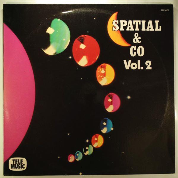 SAUVEUR MALLIA - Spatial & co Vol.2 - LP