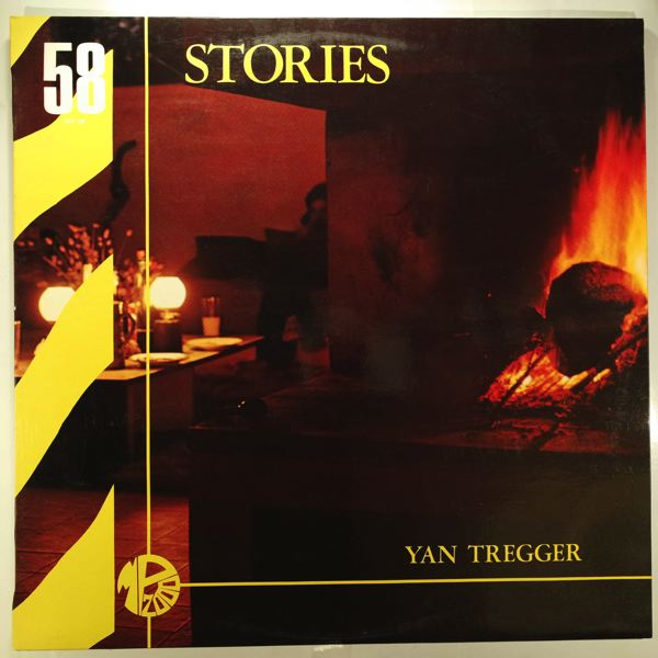 YAN TREGGER - Stories - LP