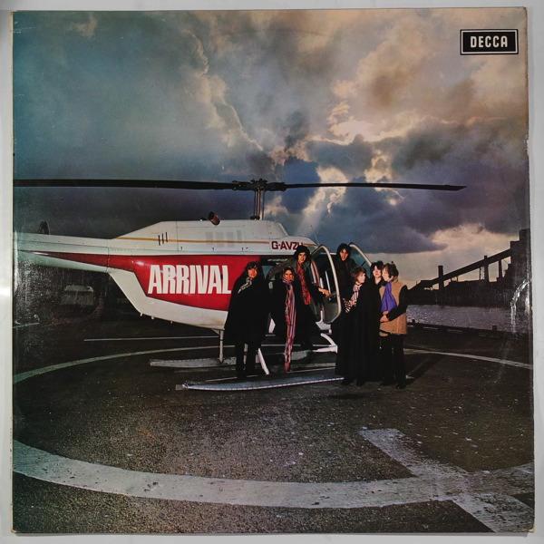 ARRIVAL - Same - LP