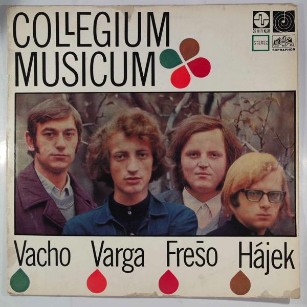COLLEGIUM MUSICUM - Same - LP