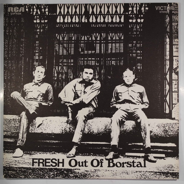 FRESH - Out Of Borstal - LP
