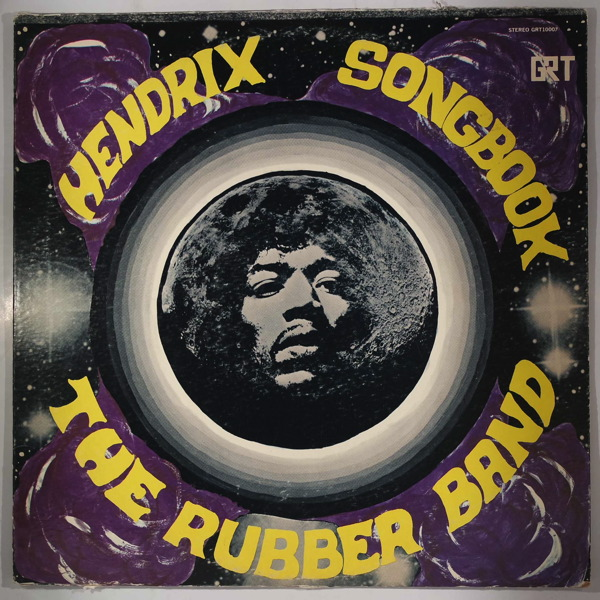 THE RUBBER BAND - Hendrix Songbook - LP