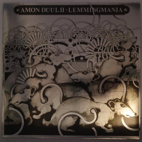 AMON DUUL II - Lemmingmania - LP