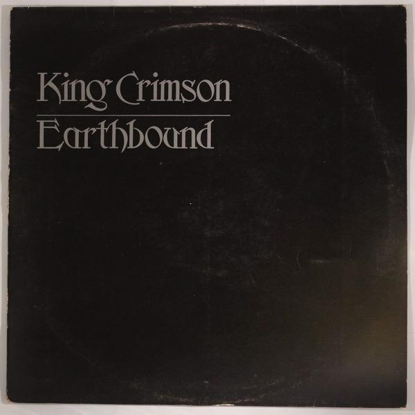 KING CRIMSON - Earthbound - LP