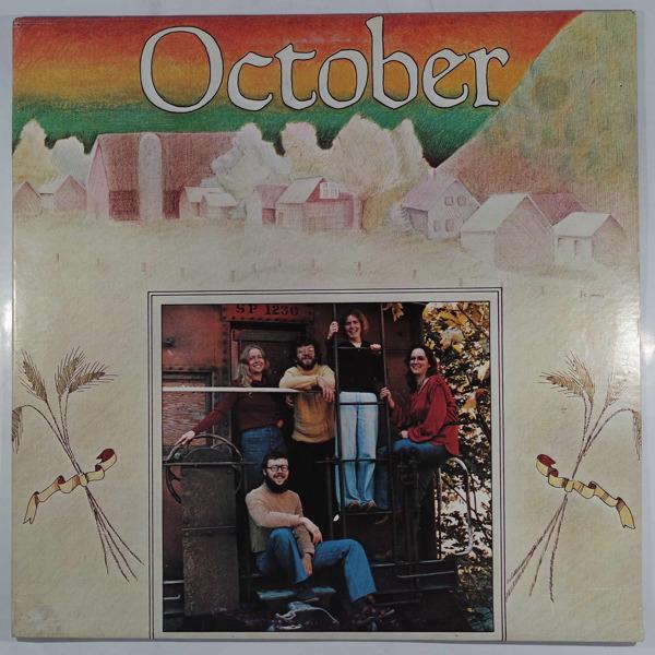 OCTOBER - Same - LP